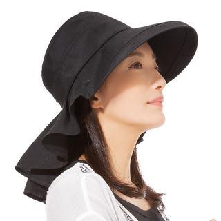 3way 遮熱クール UV帽子(未使用)