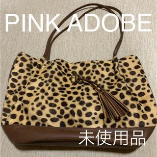 PINK ADOBE ショルダーバッグ【未使用品】