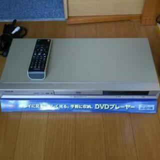 TOSHIBA DVDプレイヤー