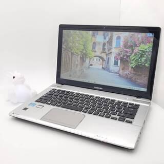 東芝 Corei5 メモリ8GB SSD256GB  タッ…