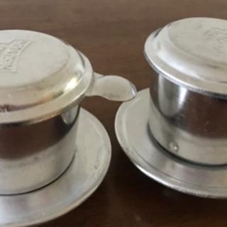 【取引中】ベトナムで購入したコーヒードリッパー