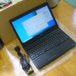 ㋞安心の東芝製 SSDへ変更可 USB3.0 Core i…