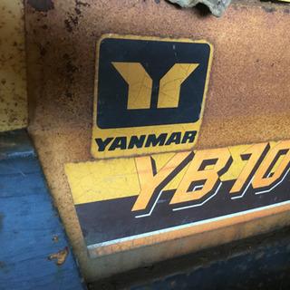 ヤンマーYB10  ミニユンボ