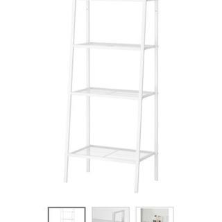 【お譲りします】IKEA  シェルフユニット ホワイト