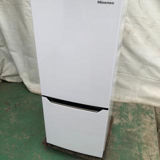 Hisense ハイセンス HR-D15C 2ドア 冷蔵庫 単身...