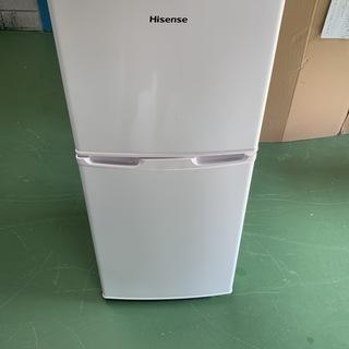 Hisense 106L 冷蔵庫 HR-B106JW