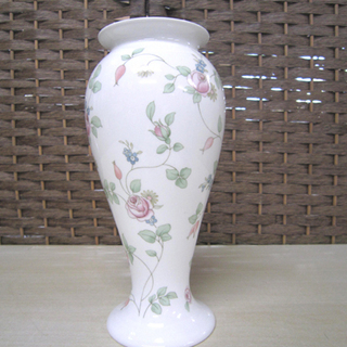 WEDGWOOD ROSE HIP 花瓶 花器 ウエッジウッド ...