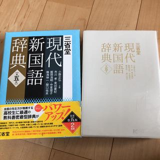 三省堂 現代新国語辞典