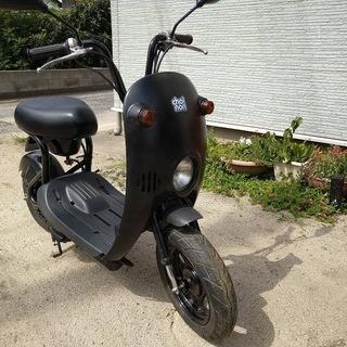 お取り引き中です! 可愛いスクーター スズキ チョイノリ(50c...