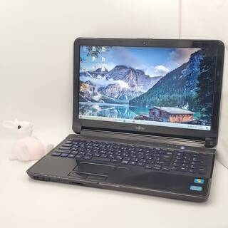 富士通   Corei5 メモリ8GB SSD256GB ノートパソコンの画像