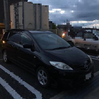 プレマシー 黒 車検3年4月 【コミ12万円】