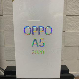 【新品未開封品】OPPO A5 2020 SIMフリー!