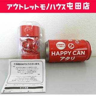コカコーラ HAPPY CAN イヤホン【Coca-Cola/コ...
