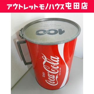 コカコーラ 缶 W25.5cm/H35.5cm ヴィンテージ風【...