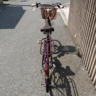 電動自転車タスカル、充電器有り、鍵1個あります。 - 柏市