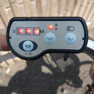 電動自転車タスカル、充電器有り、鍵1個あります。 − 千葉県