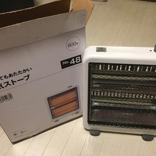 【無料・0円】電気ストーブ