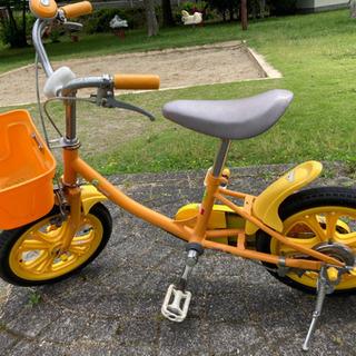 子供用自転車 古いので安く