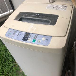 (本日最終日❗️受け取りなければゴミ処分) 洗濯機