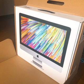 【Apple】iMac 21.5インチ 4Kディスプレイ 201...