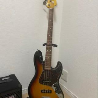 新品同様⭐︎【10点セット⭐︎】Fender エレキベース セット