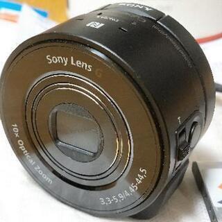 レンズスタイル・デジタルカメラ SONY DSC-QX10
