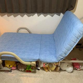 ベッド  介護用ベッドの画像