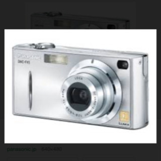デジタルカメラ DMC-FX5 Panasonic