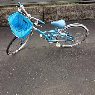 BRIDGESTONE 24インチ ジュニアガールズ 自転車