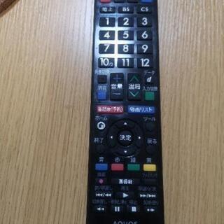[取引終了]32型テレビ SHARP - 売ります・あげます