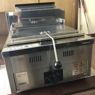 餃子焼き器 業務用 タニコー 餃子グリラー 厨房機器