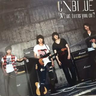 CN BLUE アルバム