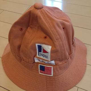 パパスの帽子 Mサイズ