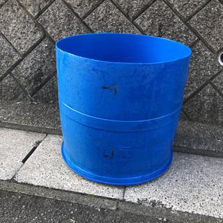 便利な丸型たらい ハイタイプ 用途は無限大!!