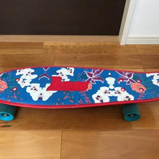 ペニー スケートボードの27インチのニッケル 中古