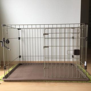 美品 犬用ゲージ 小型犬 中型犬
