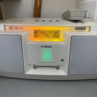 【ジャンク品】CD、MD、テープ オーディオ プレイヤー