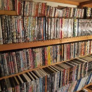 激安DVD等5000枚以上‼️フリマ館オープン‼️
