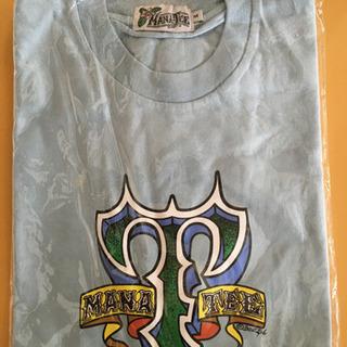 B品 Tシャツ 水色 Mサイズ