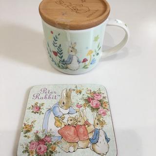 未使用 ピーターラビット コーヒーカップ