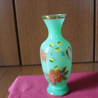 花瓶 ガラス製 未使用