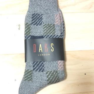 最終値下げ★ DARKS London 靴下 新品未使用 ★