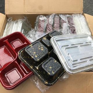 プラスチック製弁当箱たくさん(説明欄必読)