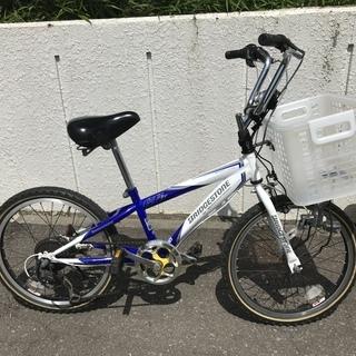 カスタム自転車 ブリヂストン。映画 【E・T】BMX風