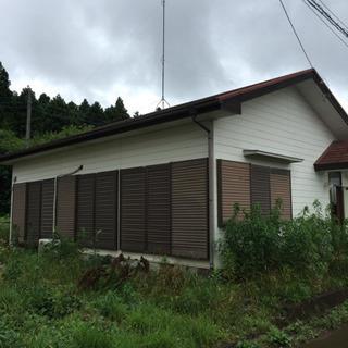 稲敷郡美浦村貸家 事務所 倉庫 資材置き場 シェアハウス等でも多...