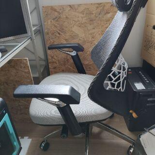 メッシュオフィスチェア - 家具
