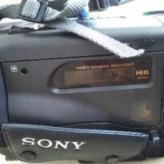 SONYビデオカメラHi8