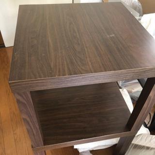IKEAテーブル×2