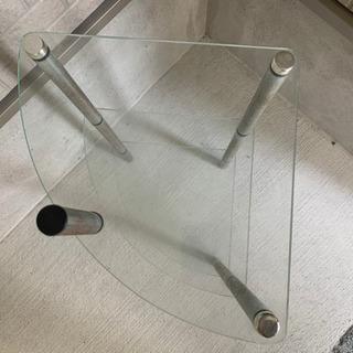 【問い合わせ明日まで!(8月4日)】ガラスの小物置き - 北区
