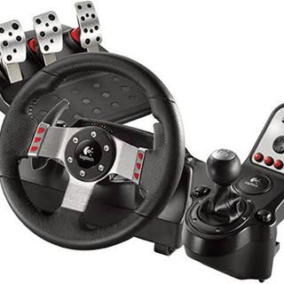logitech G27 racing wheel ロジテックハ...